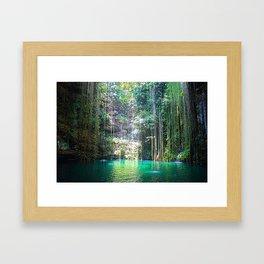 Ik-Kil Framed Art Print