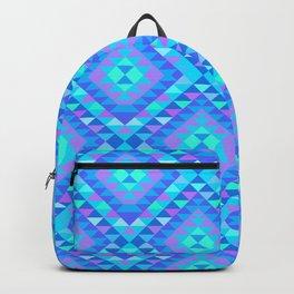KILIM NO. 9 IN BLUE MULTI Backpack