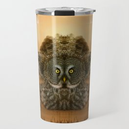 The greatest great gray of them all Travel Mug