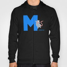 m for mouse Hoody