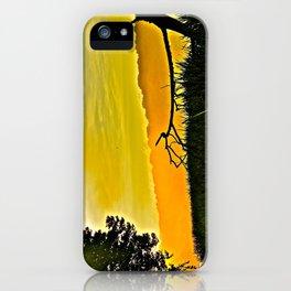 Morning on the Shenandoah iPhone Case