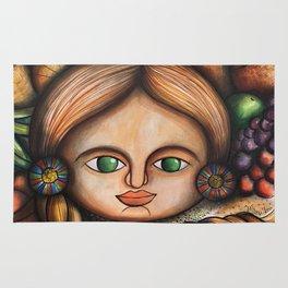 Market Girl Rug