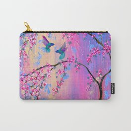 Paradise With You Carry-All Pouch