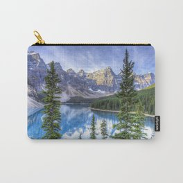 Moraine Lake #landscape #photography Carry-All Pouch