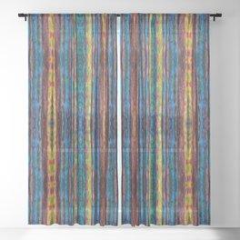 Bubble Dot Folds Sheer Curtain
