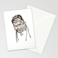 RiFF RAFF Portrait Stationery Cards