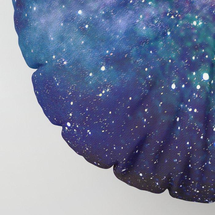 Milky Way Floor Pillow