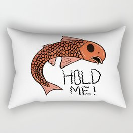 Hold Me! Rectangular Pillow