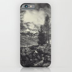 timeless mountains iPhone 6s Slim Case