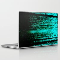 teal Laptop & iPad Skins featuring Teal  by 2sweet4words Designs