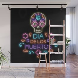Día de los muertos Wall Mural