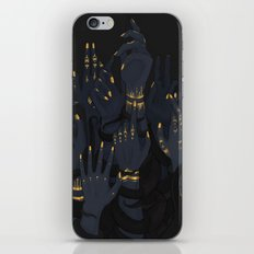 Arcane Hands iPhone Skin