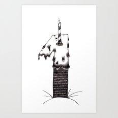 uno Art Print