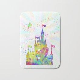 Castle of Magic Kingdom Bath Mat