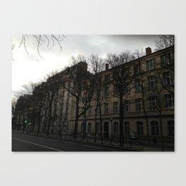 Les gobelins (Paris) Canvas Print