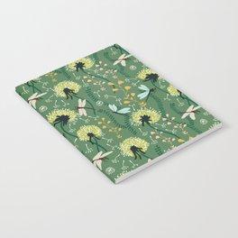 Dandelion Day Notebook