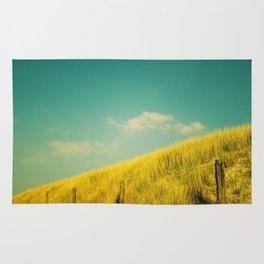 Golden Field Rug