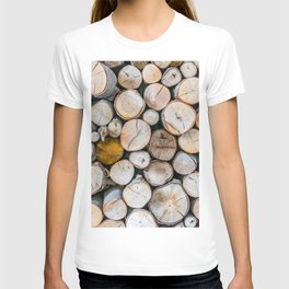 Logged T-shirt
