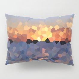 Sunset at the Lake Pillow Sham