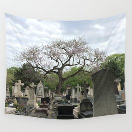 The Tree of the Dead Wall Tapestry