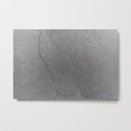 Cement / Concrete / Stone texture (2/3) Metal Print