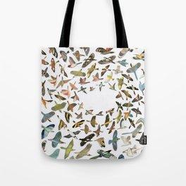 Bird, Birds, Birds Tote Bag