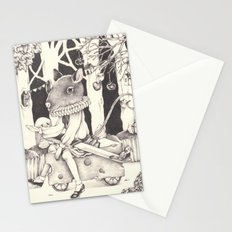 Sally Forth Stationery Cards