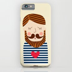 Bearded Sailor Lover Slim Case iPhone 6s