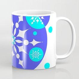 A Delightful Winter Snow Design Coffee Mug
