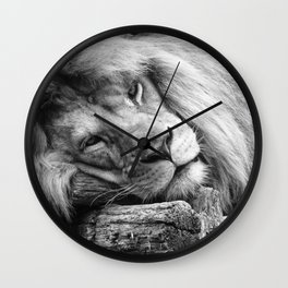 Big Lion King Wall Clock