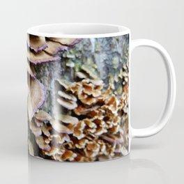 Bumps on a Log Coffee Mug