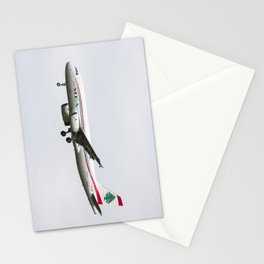 Middle Eastern Airlines Airbus Stationery Cards