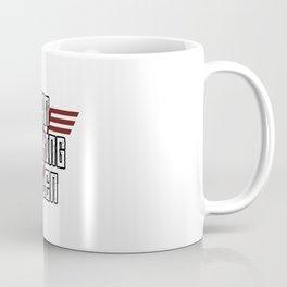 Van Effing Halen Coffee Mug