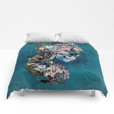 Floral Skull RP Comforters