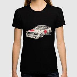 Crazy Car Art 0180 T-shirt