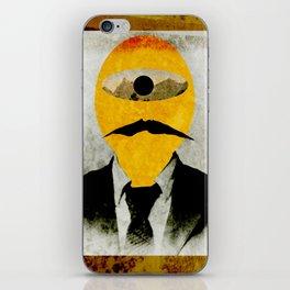 Don't Judge a Man.... iPhone Skin