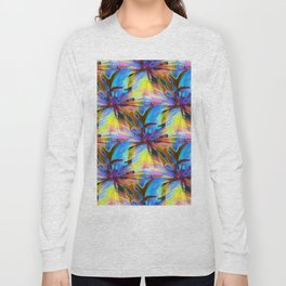 Floral Exotica 3 Long Sleeve T-shirt