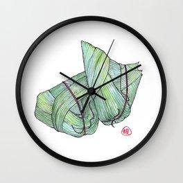 Zongzi Wall Clock