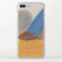 Haystack Clear iPhone Case
