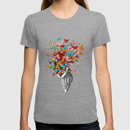 Butterfly Shell T-shirt
