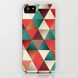 Vintage Coloration 2.0 iPhone Case