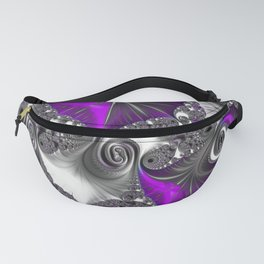A Hint Of Purple Fanny Pack