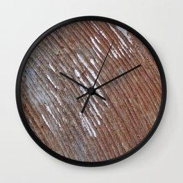 Stone Pattern-(repost) Wall Clock
