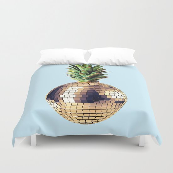 Ananas party (pineapple) blue version by kikicastel