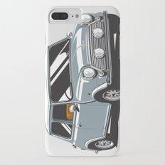 Mini Cooper Car - Gray iPhone 7 Plus Slim Case