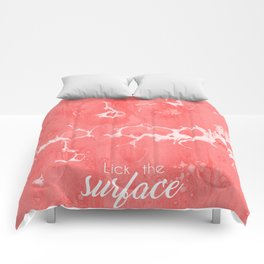 Lick The Surface Comforters