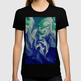 Blue Ice T-shirt
