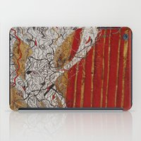theater iPad Cases featuring The Theater by Atziri