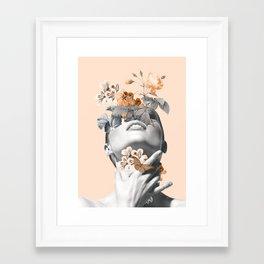 Inner beauty 4 Framed Art Print