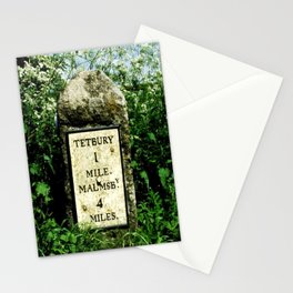 The Cotswold Way - Tetbury Milestone Stationery Cards